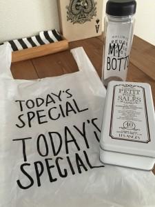 todays special
