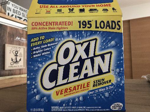 オキシクリーン OXI CLEAN