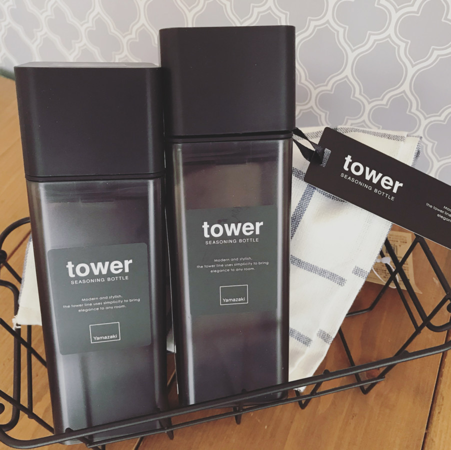 TOWER調味料ボトル