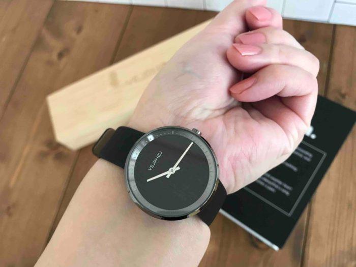 vejrhojの腕時計