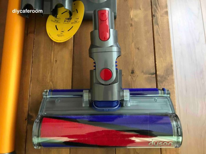 dyson v8 ダイソン掃除機