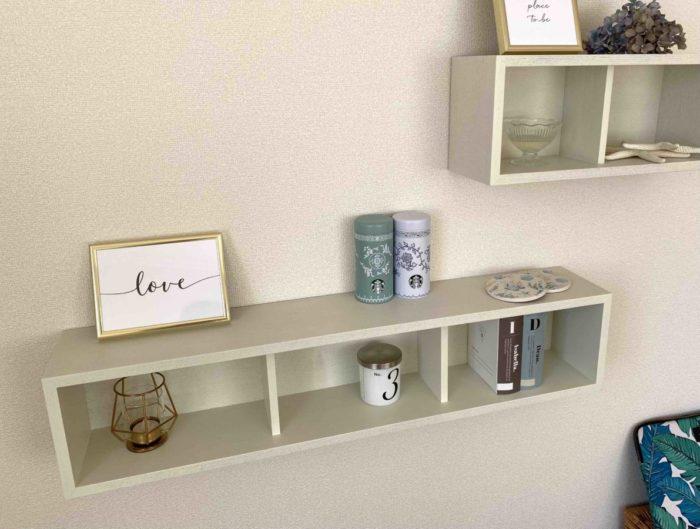 無印良品の壁につけられる家具